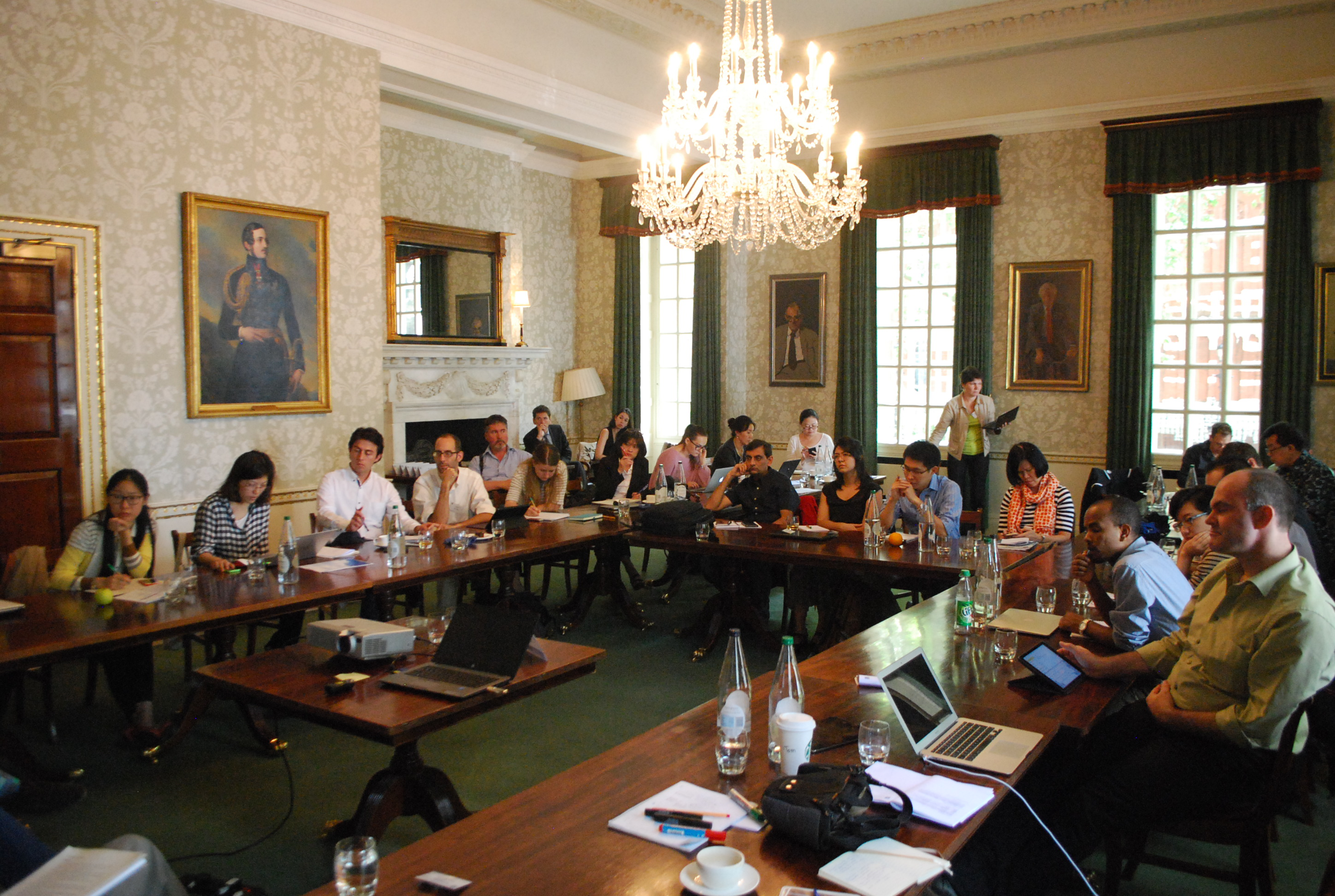 First ICAP Masterclass on Emissions Trading in London | Ecologic
