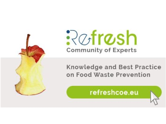 Online Community of Experts Helps Tackle Food Waste in