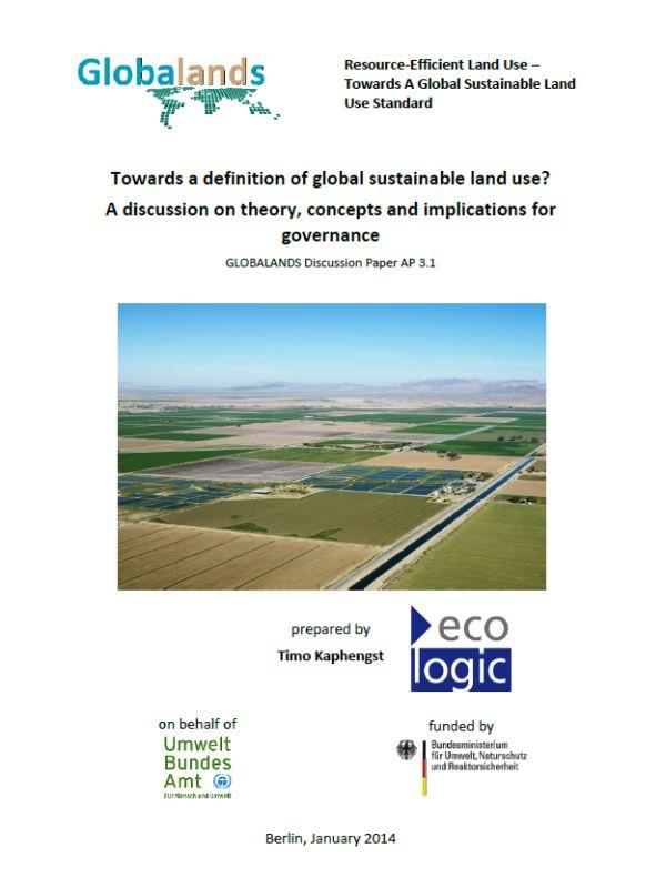 land use land cover definition pdf