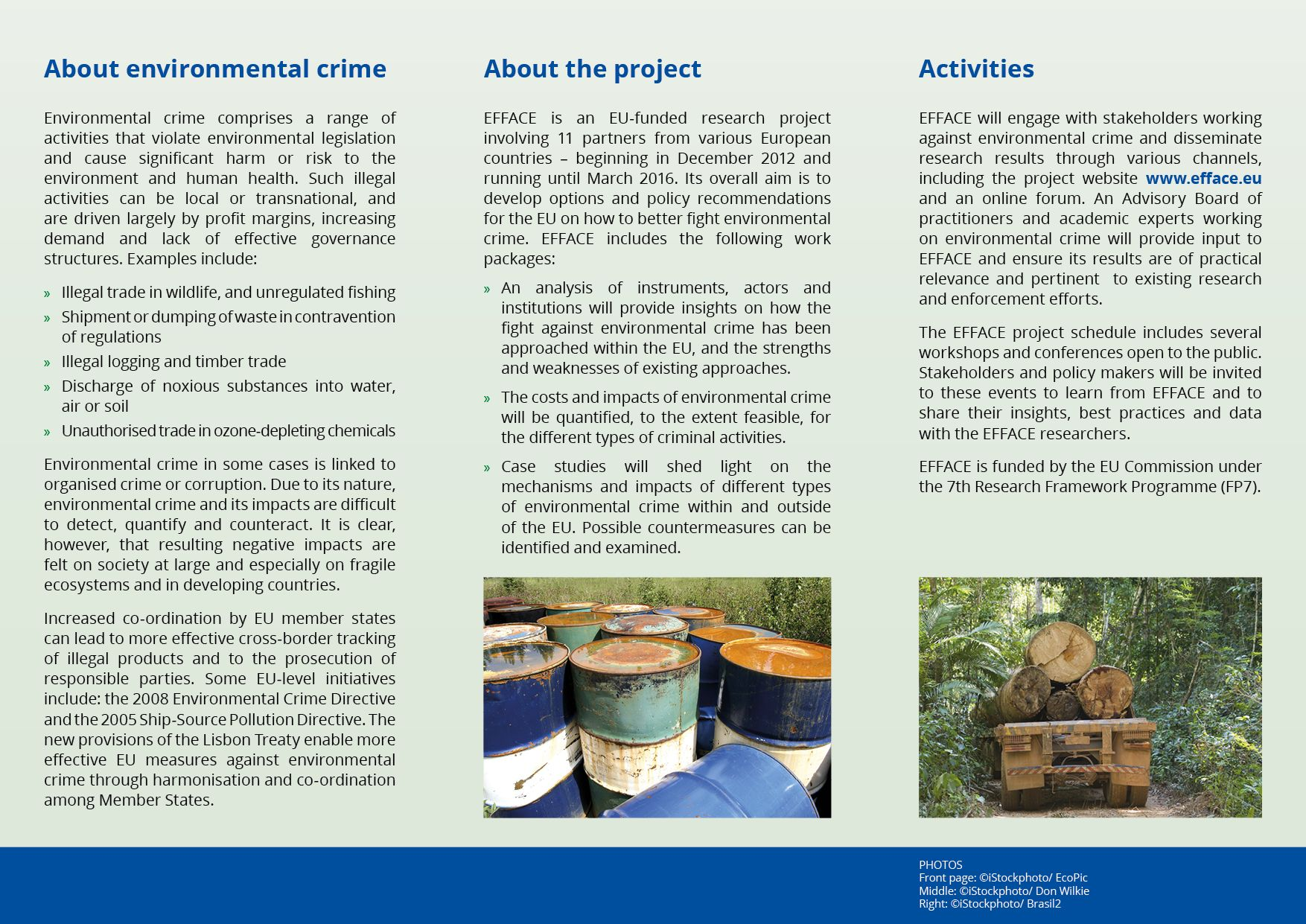an eu research project on environmental crime institute view the full image view the full image