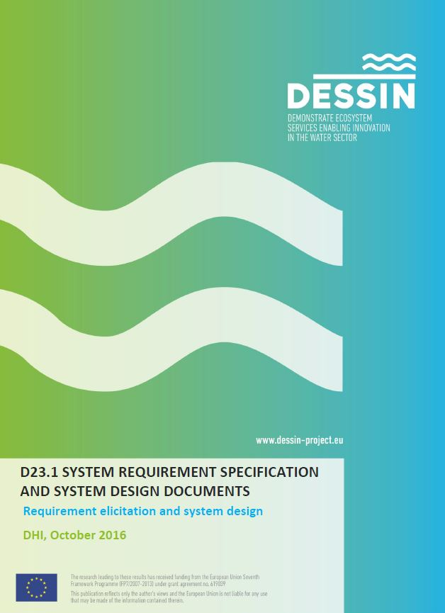 System Requirement Specification And System Design Documents - Requirement specification